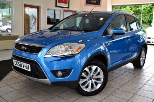 ford kuga awd ebay. Black Bedroom Furniture Sets. Home Design Ideas