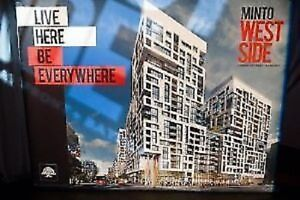 Minto Westside Condos - Special Pricing! Bathurst/Front