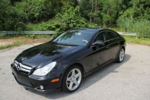 2010 Mercedes-Benz CLS-Class CLS 550 LOW KMS, AMG Package