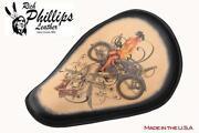 Motorcycle Spring Seat