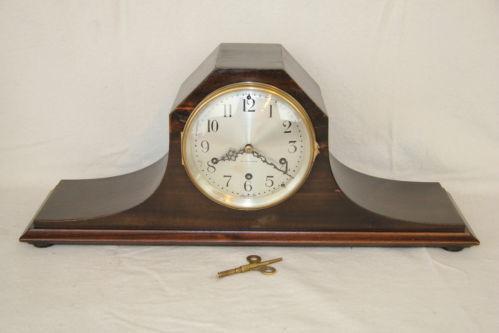 Seth Thomas Mantel Clock Ebay