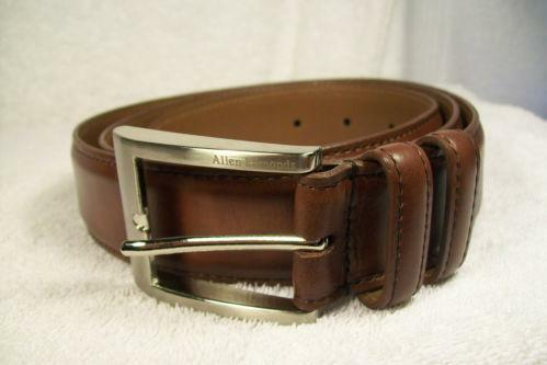 mens leather belt made in usa ebay