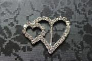 Diamante Ribbon Slider