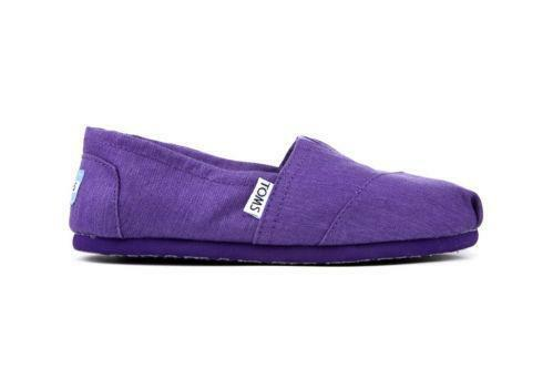 392411622bf Purple toms clothing shoes accessories ebay JPG 499x333 Purple sparkly toms