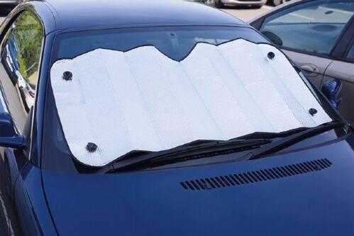Racing Mercedes WindShield Car Van Visor Automotive Sun Shade Winter Windscreen