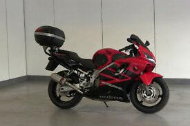 Honda CBR 600 F-6 Sports