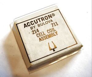 NOS-New-Old-Stock-Factory-Sealed-Coil-Assym-Part-711-Accutron-214-LOOK