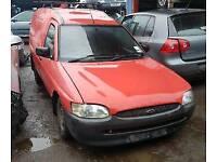 Ford escort van 1.8 td breaking