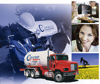 Branch Administrator needed!  Work for Canwest Propane - Regina!