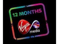12 MONTHS GIFT VM CABLE ZGEMMA 2S/H2S/HS/H2H SKYBOX AMIKO VU TECHNOMATE SPIDERBOX