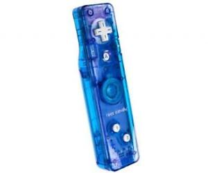 PDP - Rock Candy Controller - Wii - Blue