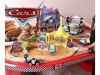 Cars lightening McQueen table