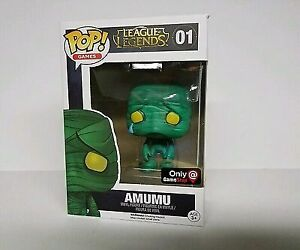 Funko Pop Amumu from League of legends Kitchener / Waterloo Kitchener Area image 1
