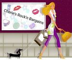 Cherie's Rock'n Bargains