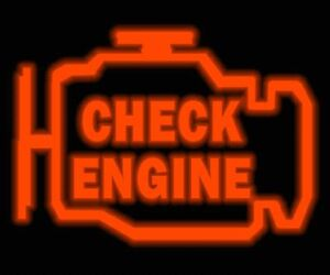 Erreur Check engine