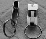 Belt Key Clip