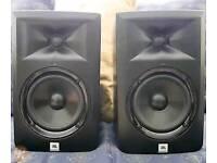 JBL LSR 305 Studio Monitors - Pair