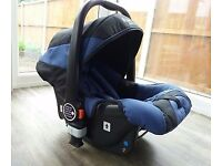 WANTED ISAFE CAR SEAT
