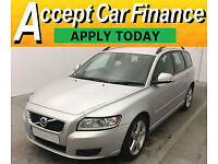 Volvo V50 1.6D D2 SE FINANCE OFFER FROM £28 PER WEEK!