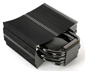 Thermalright true black 120 cpu cooler with fan clips