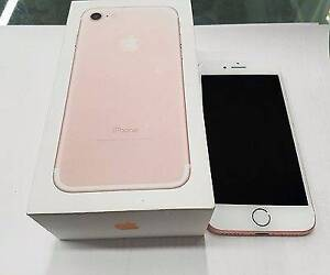 Full warranty Apple iPhone 7 with 32GB no contract and unlocked Brisbane City Brisbane North West Preview