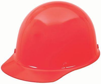 Msa Safety 458702 Skullgard Protective Cap Hi-viz Red-orange Staz-on Suspension