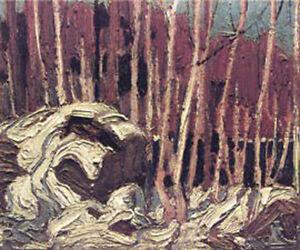"Tom Thomson ""Northern Spring"" Limited Edition Studio Panel"