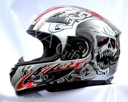 Masei Skull Helmet | eBay