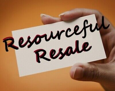 Resourceful Resale