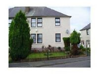 2 BEDROOM UNFURNISHED GROUND FLOOR FLAT IN GOREBRIDGE