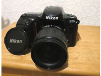 Nikon F50 SLR