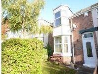 Fantastic 4 Bedroom Mid Terrace House situated on Croft Avenue, Millfield, Sunderland