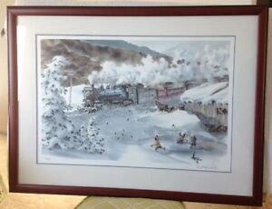 Publishers Proof - Folkins Art - Framed and Limited Editions Kawartha Lakes Peterborough Area image 6