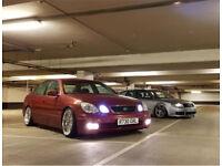 Lexus GS300 (VIP Stance JDM)