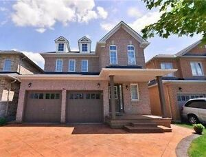 Immaculate 4 Bedroom Detached For Lease In Castlemore