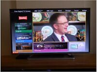 "Panasonic 42"" smart tv"