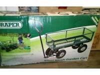 DRAPER garden cart