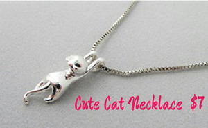 Cute Necklaces  $7 each or 3 /$15