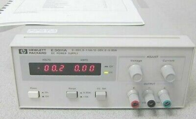 Agilent Hp E3611a Dc Power Supply - Fully Tested