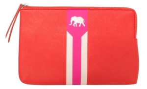 Brand new! Stella & Dot elephant clutch / large wallet (reg $54)