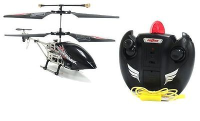 Saber Mini 3.5 Channel Metal Electric RTF R/C Remote Control Helicopter on Rummage