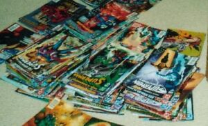 Huge comic collection for sale on Feb. 11 (Spidey, X-Men, etc)
