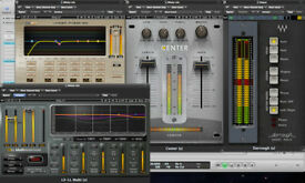 MUSIC PRODUCTION PLUG-INS FOR MAC OR PC