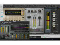 WAVES PLUG-IN BUNDLE COLLECTION 9.6 MAC/PC