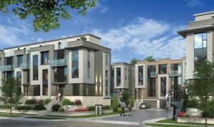 New luxury townhomes in Thornhill!