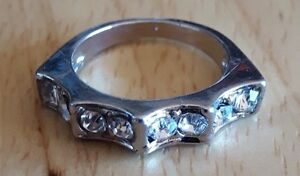 Woman's Wedding & Engagement Rings. $50 Firm.