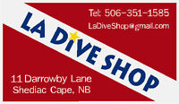 SCUBA DIVING COURSE MAY 1ST TO JUNE 5TH