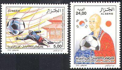 Algeria 2002 Football World Cup/WC/Sports/Games/Soccer 2v set (n32210)