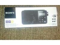 Sony dab fm digital radio