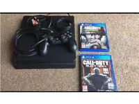Playstation 4 Slim | 500GB | 2 Games Included